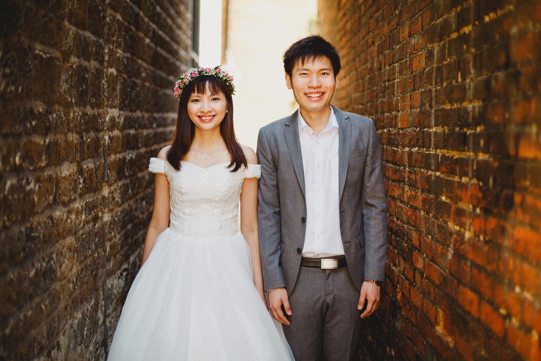 Oxford wedding photo