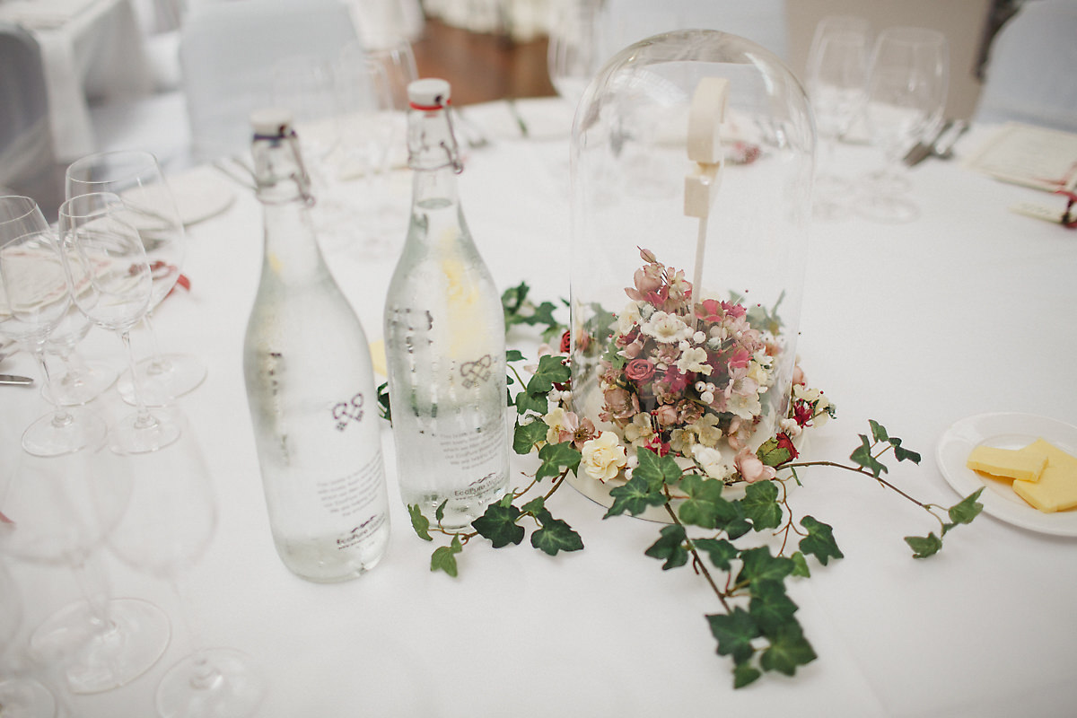 Handmade table decorations