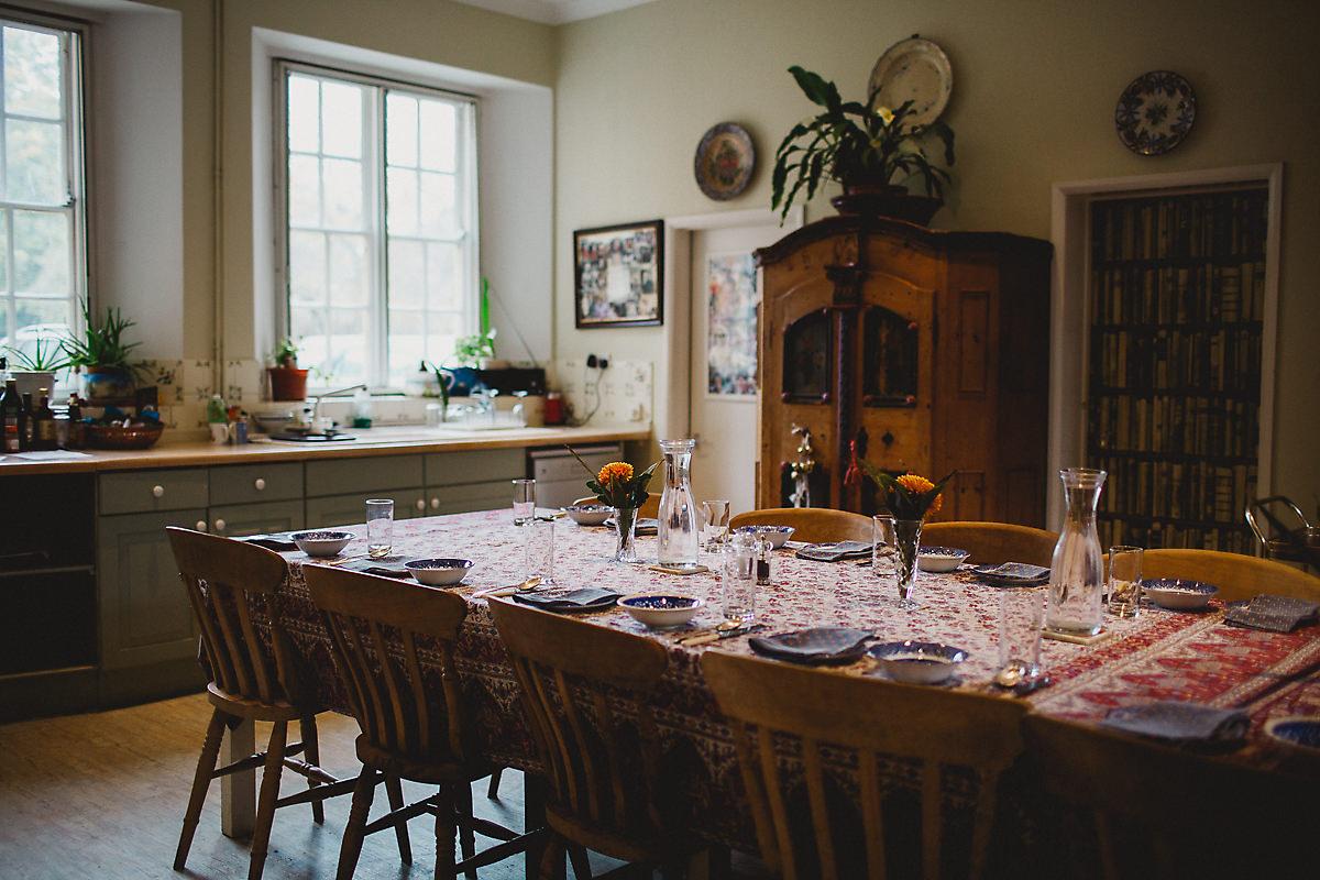 Poundon House kitchen