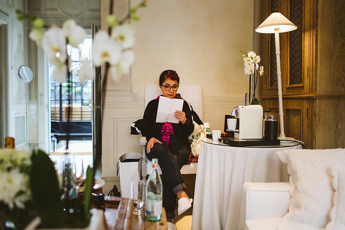 Bridal suite Blakes Hotel