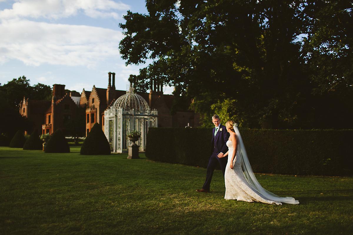 Chenies Manor Wedding photographer