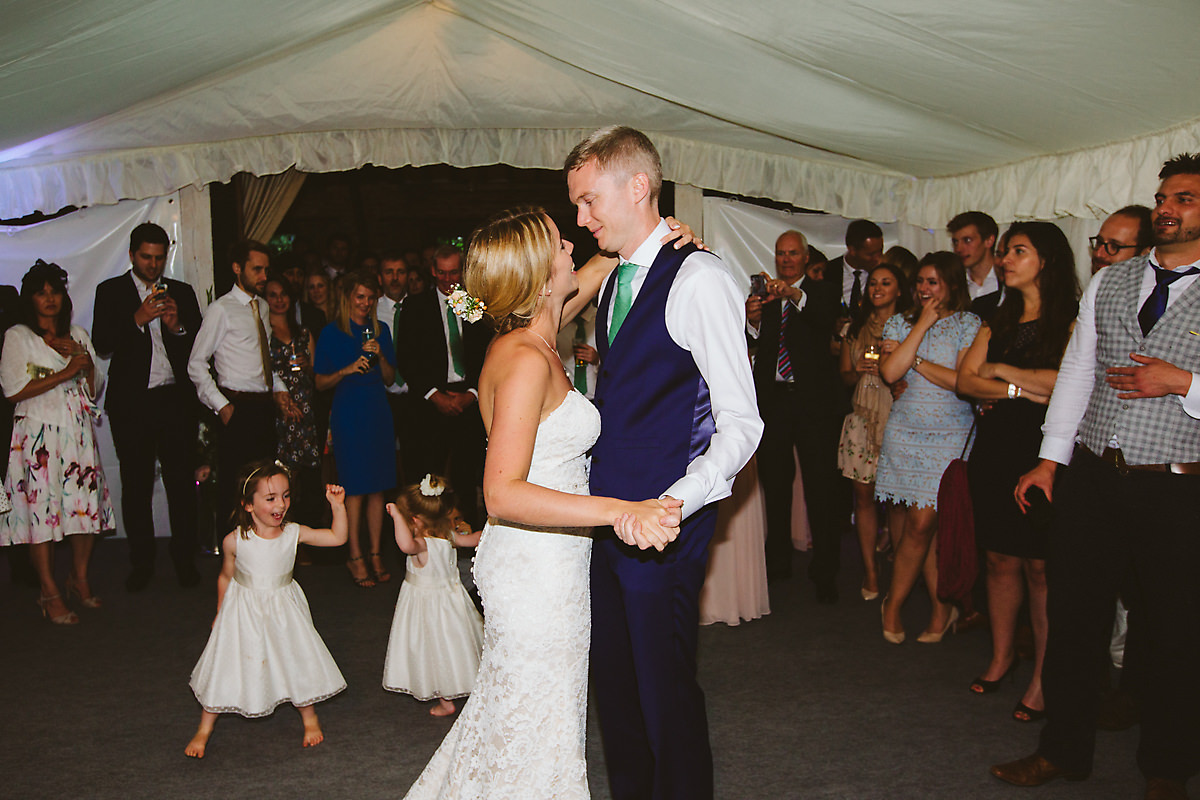 Chenies Manor First Dance