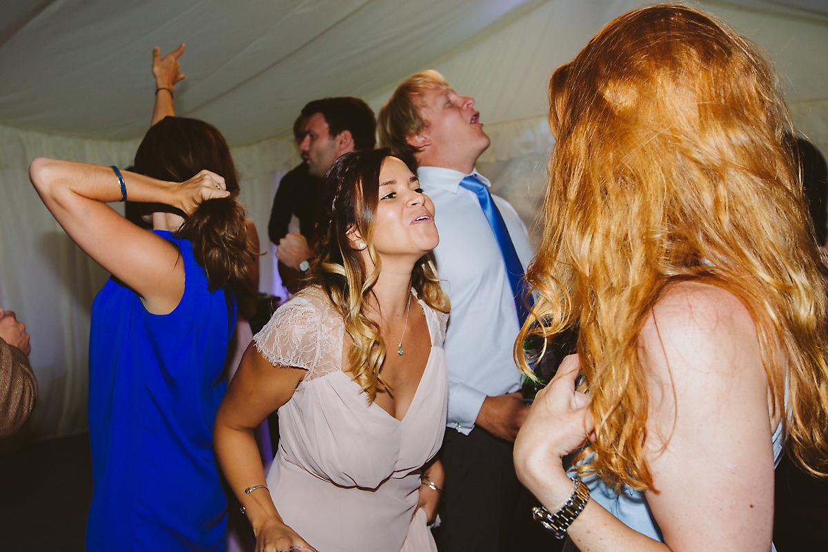 Chenies Manor wedding dance photo
