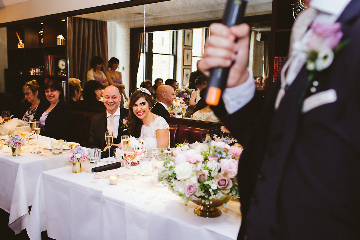 London Beaufort House wedding photography