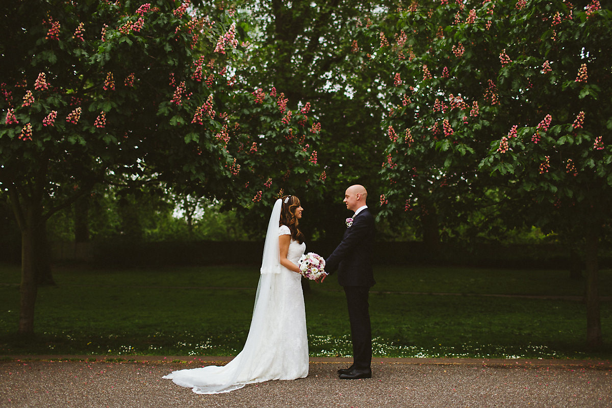 London Battersea Park wedding photography