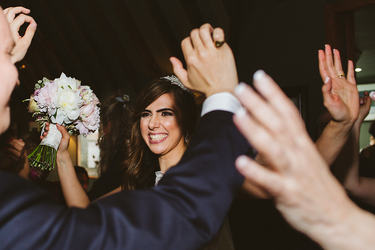 Beaufort House Wedding Reception photography