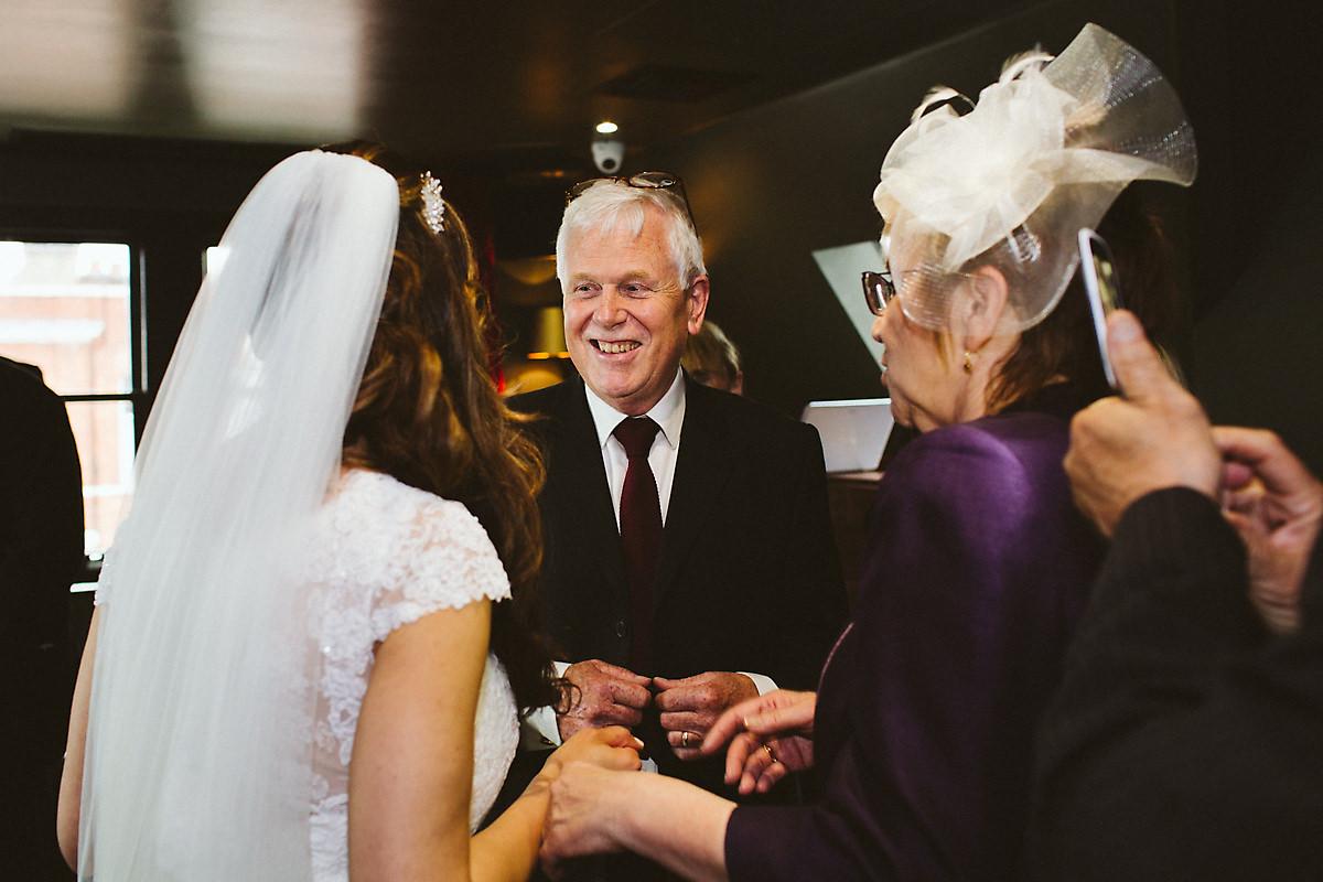 Beaufort House Wedding Reception