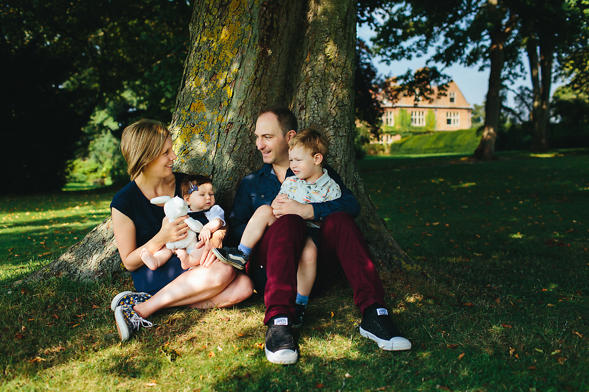 Buckinghamshire Family portrait Photography