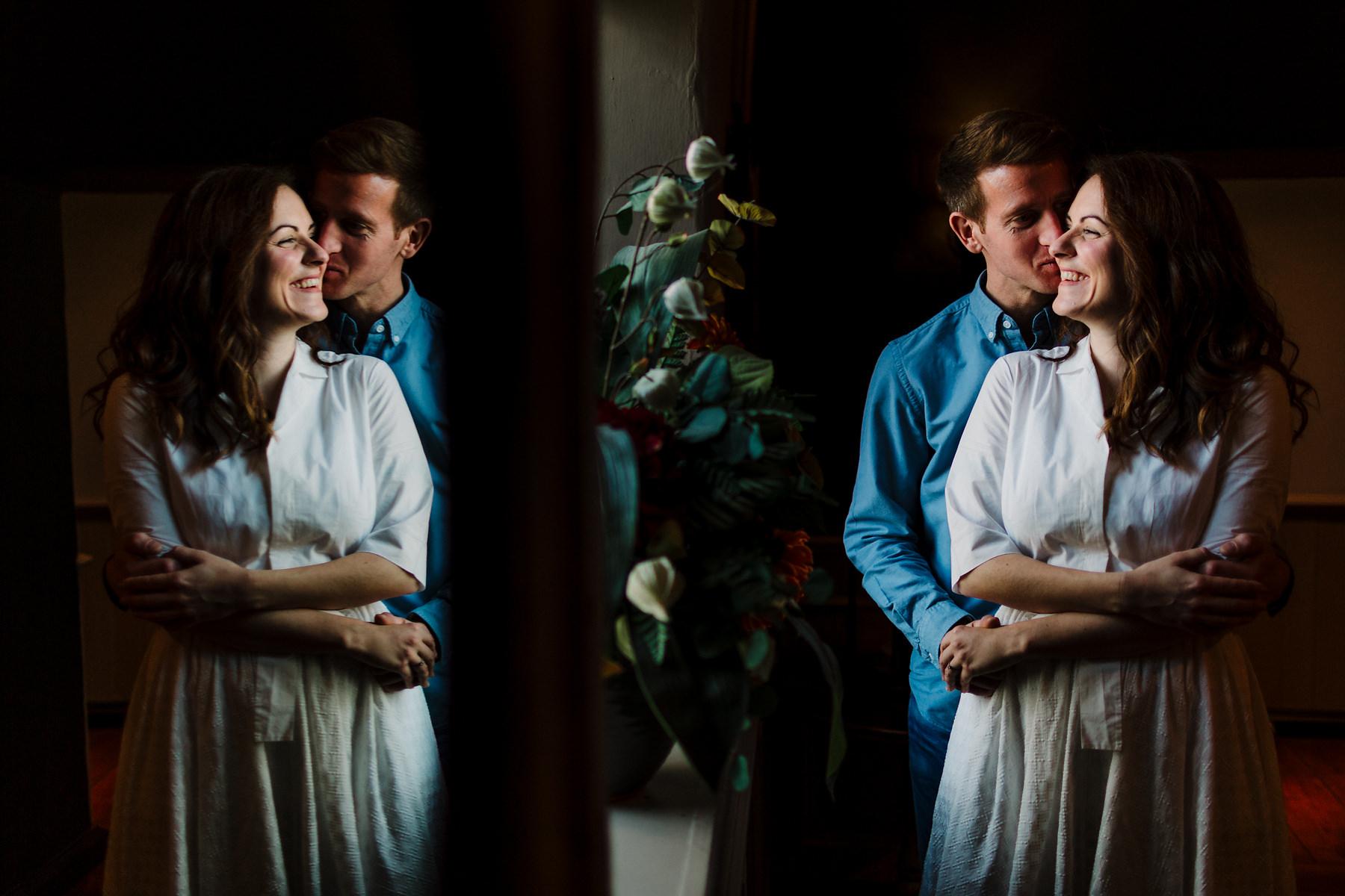 Creative UK pre wedding photo ideas
