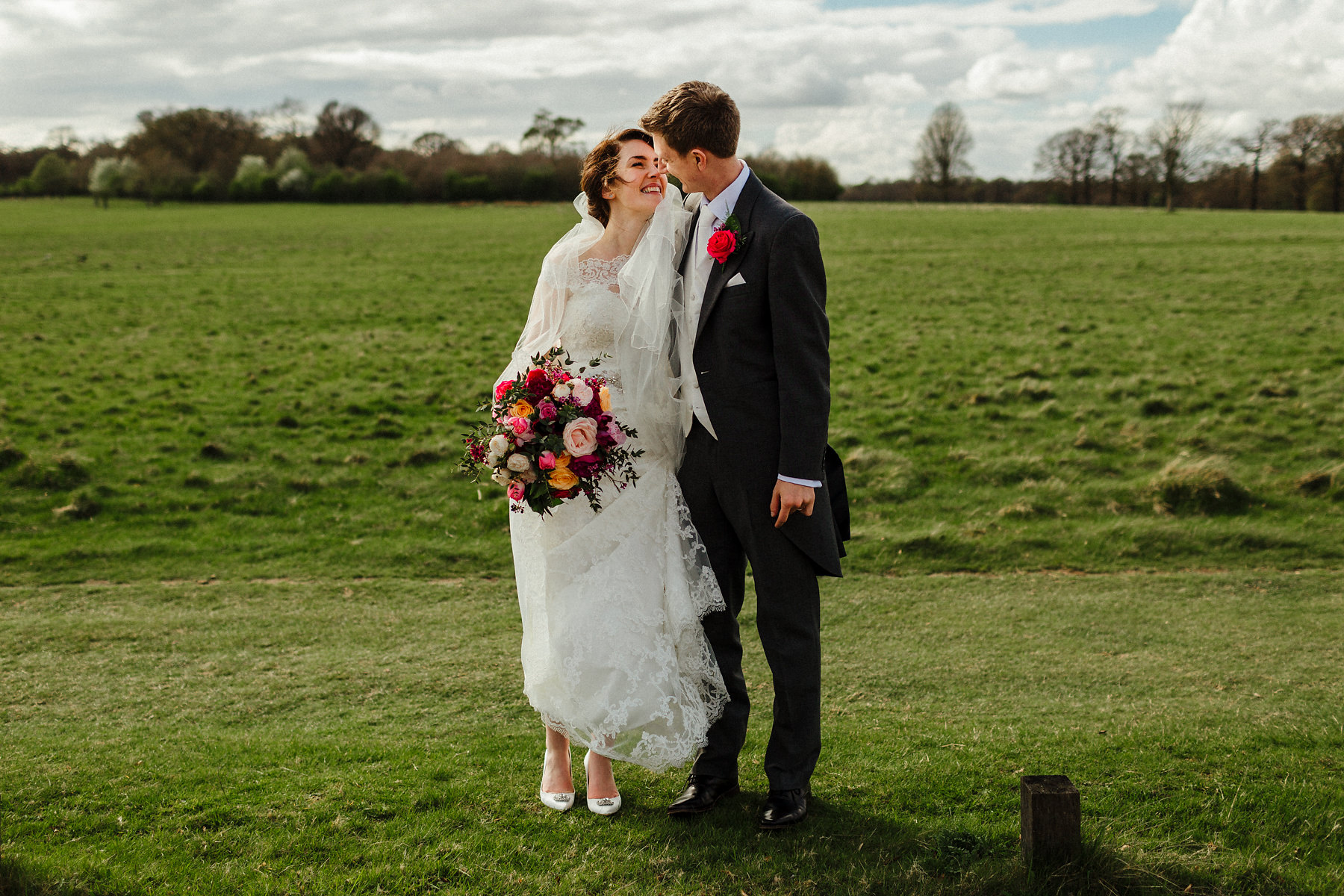 Richmond Park Wedding Photography