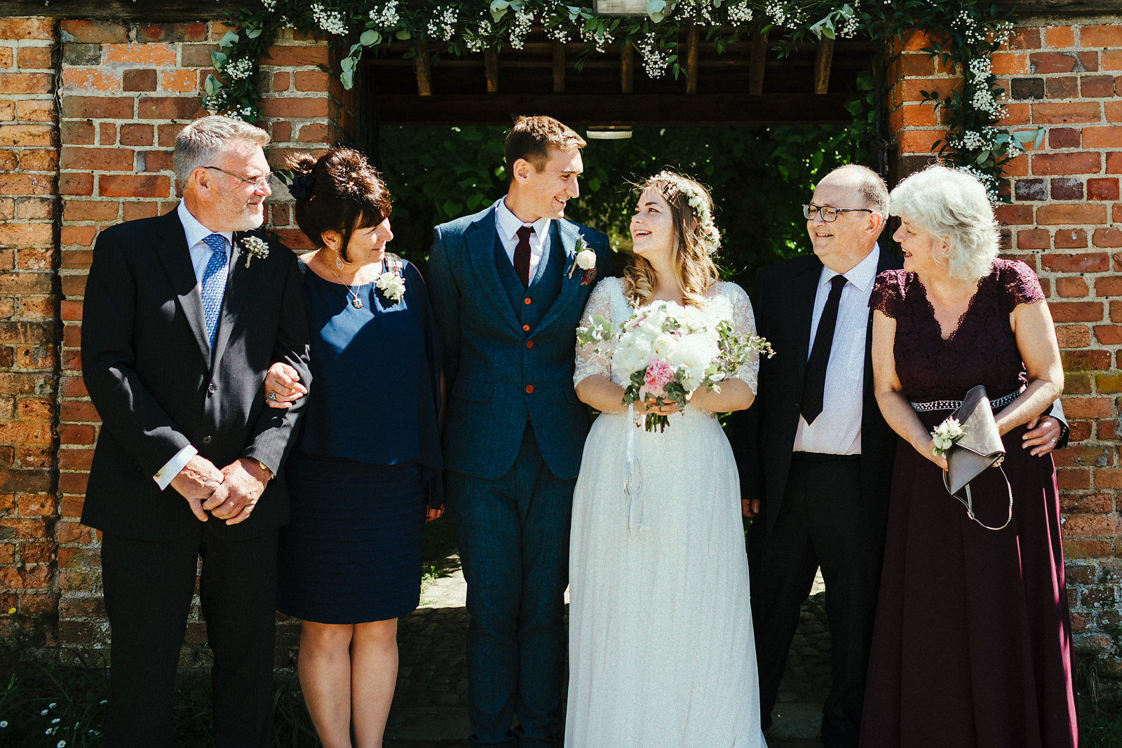 Haddenham wedding photos