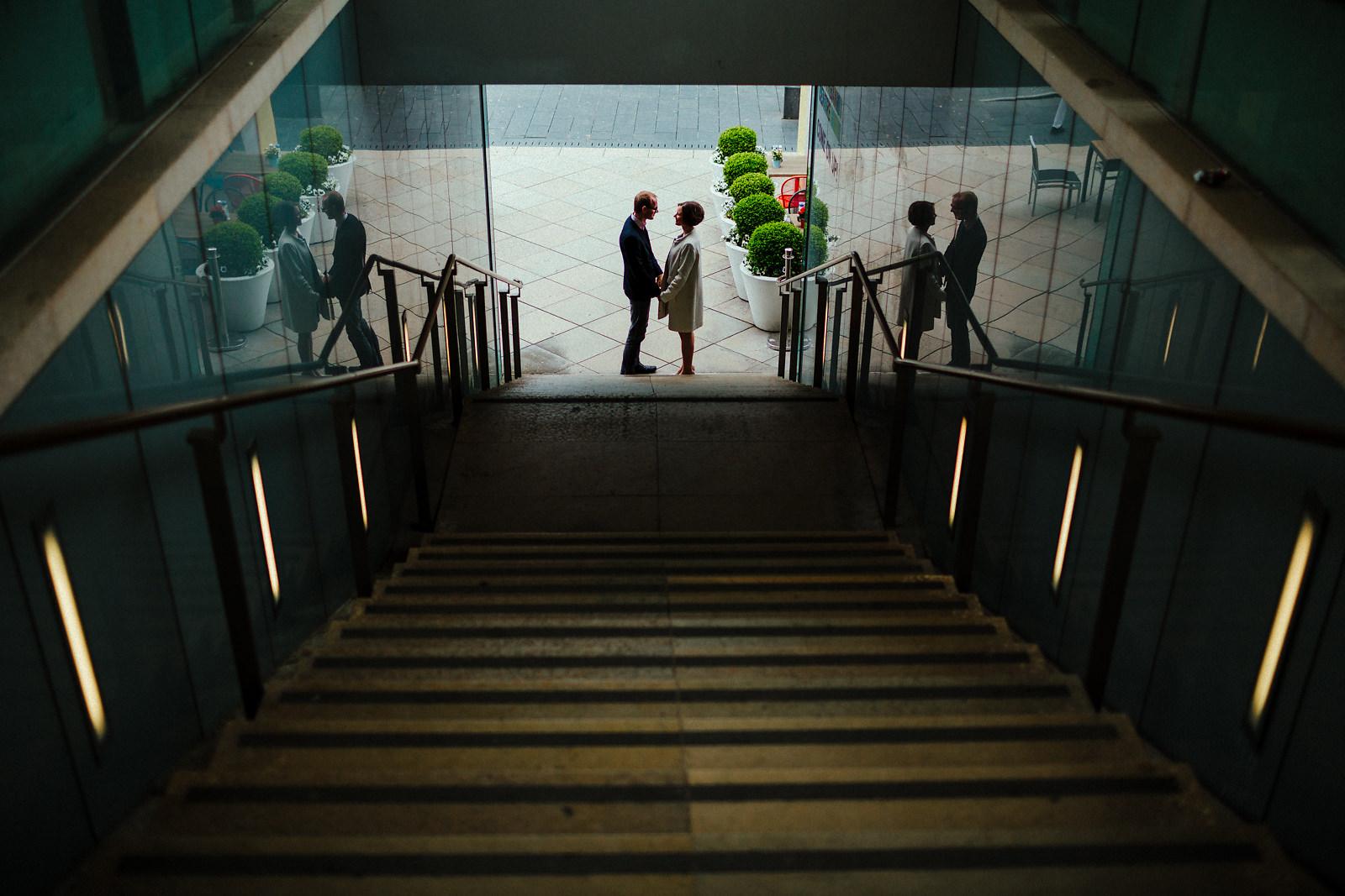 Beautiful Southbank engagement photos