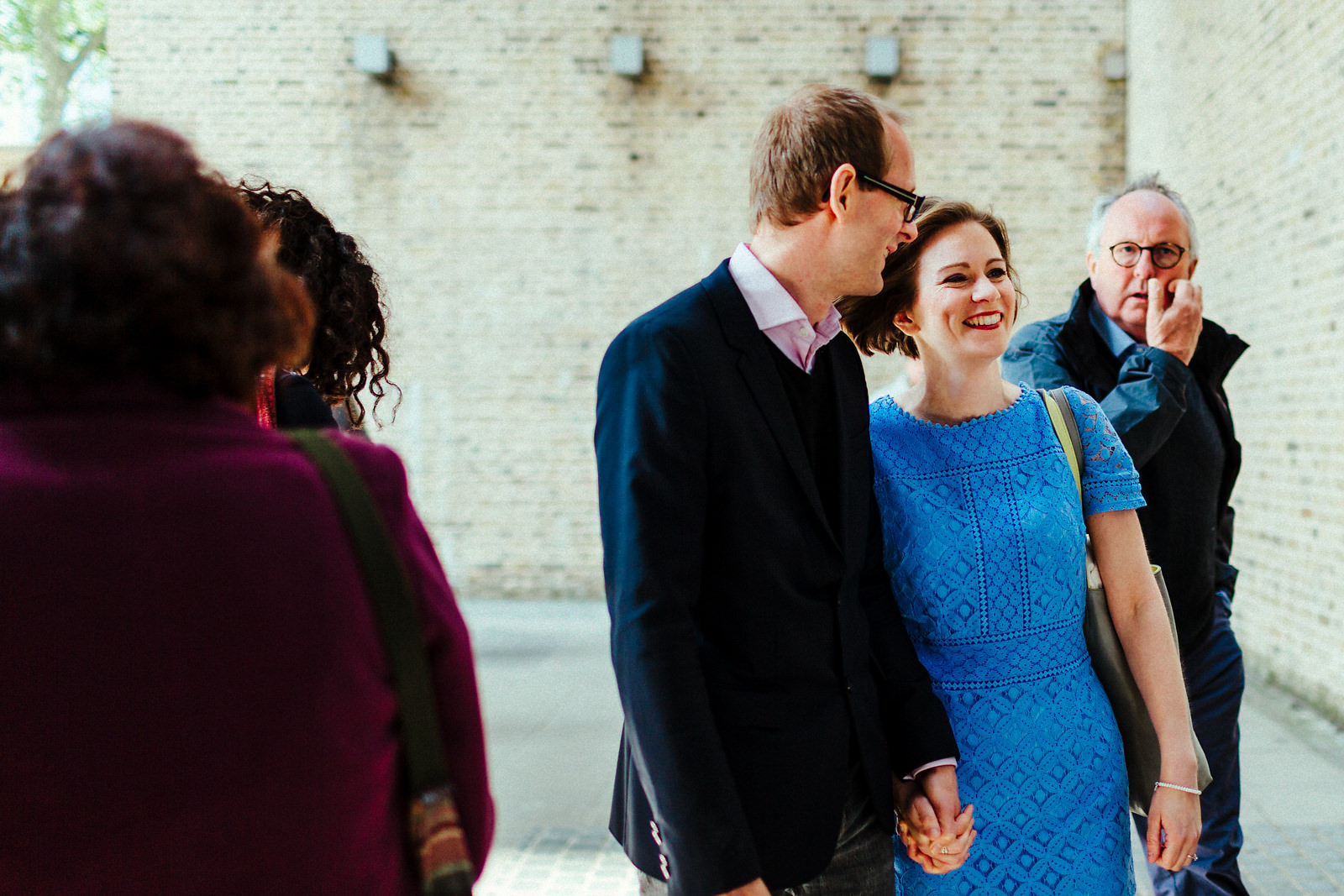Urban Southbank engagement photography