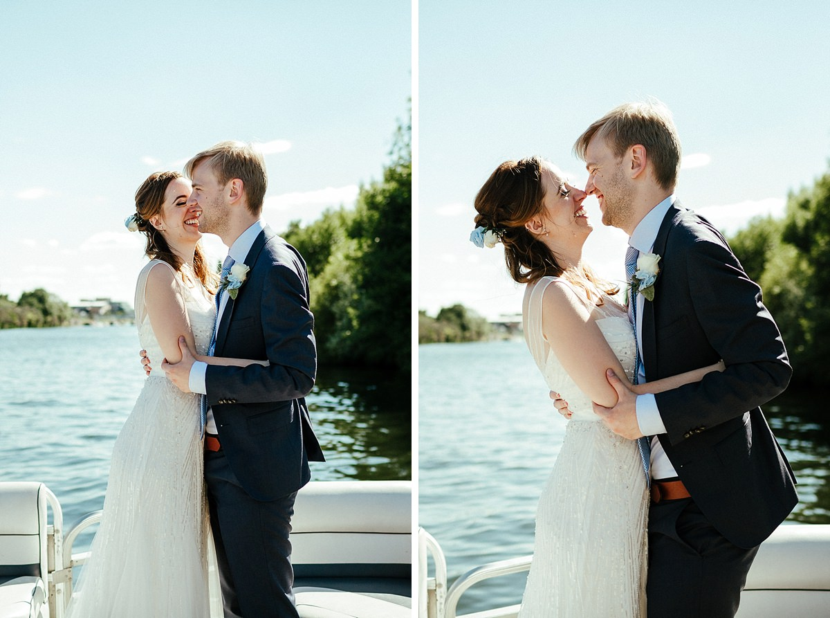Natural London wedding photography