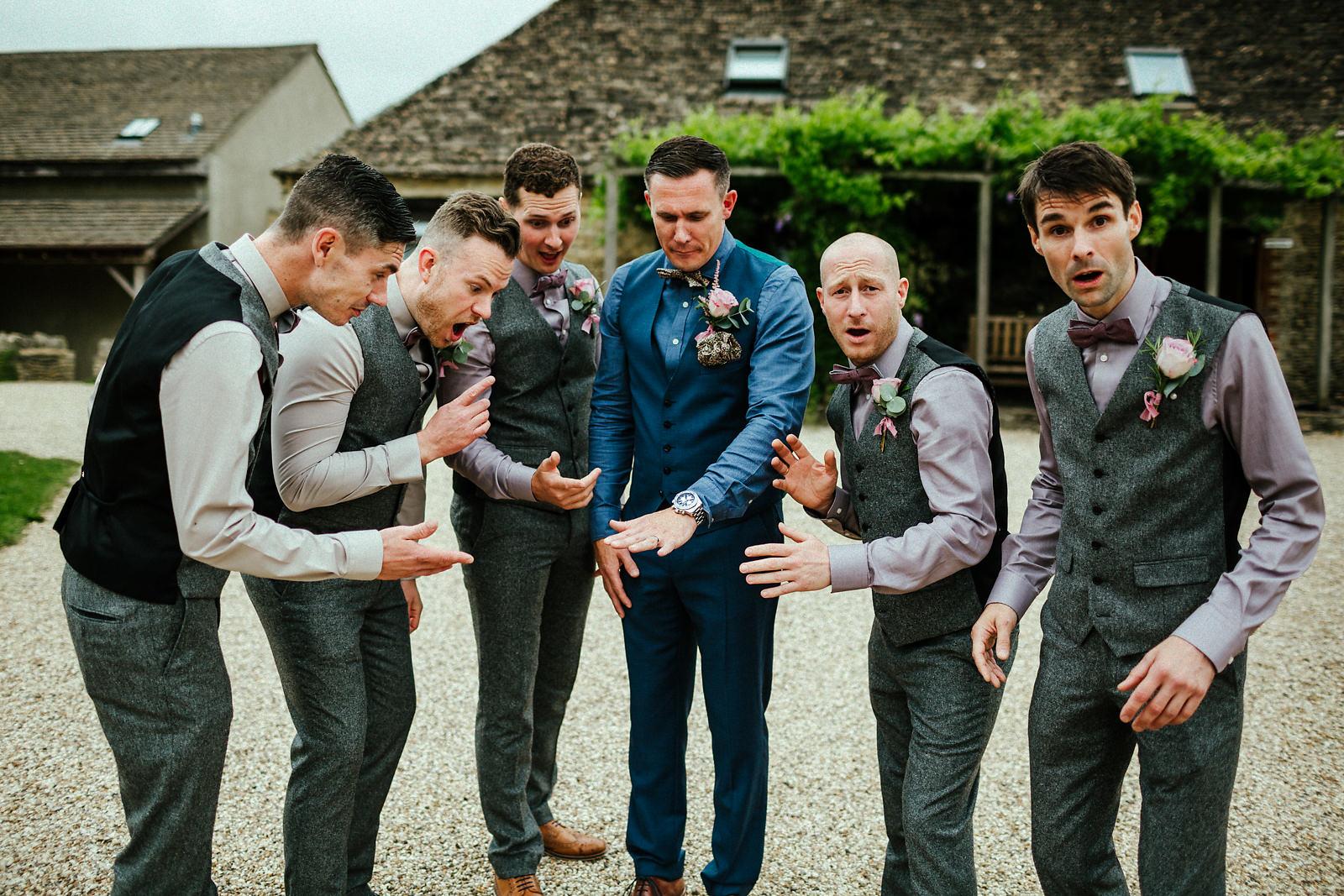 Best Tetbury Wedding Photographer