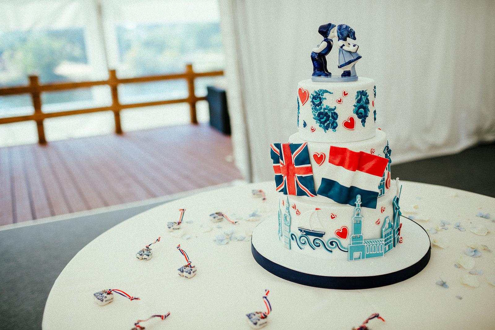 British Holland wedding