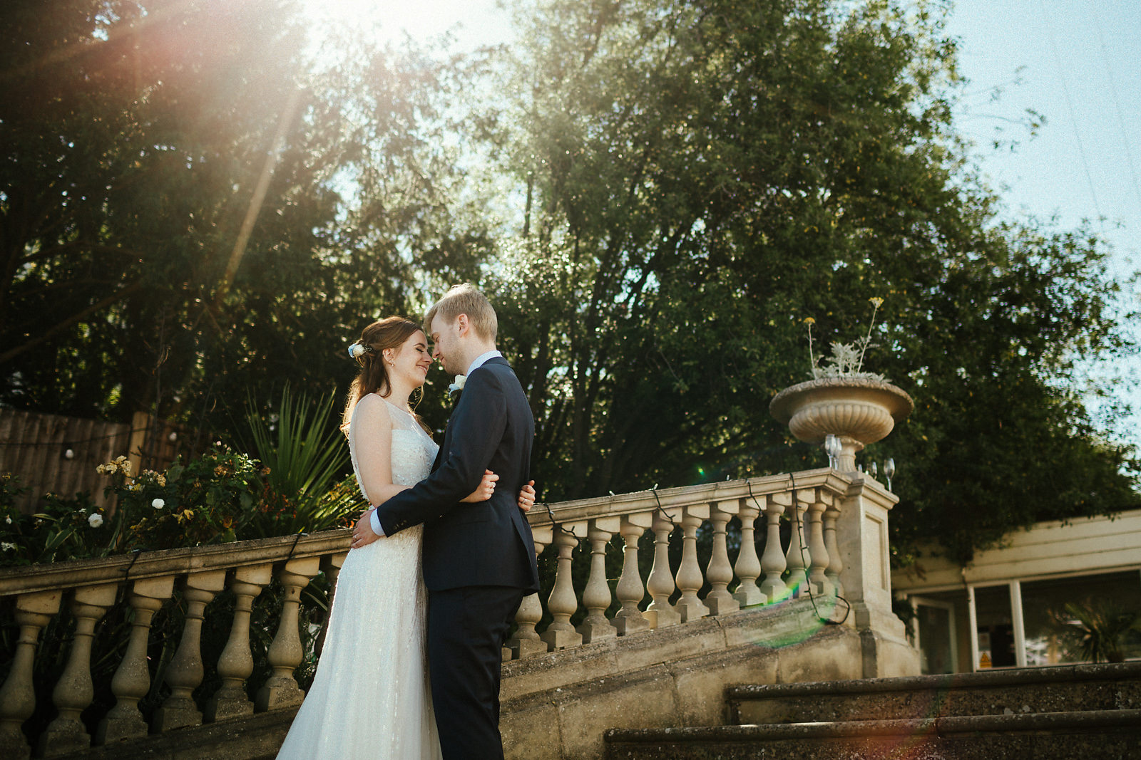Sunny Surbiton wedding photos