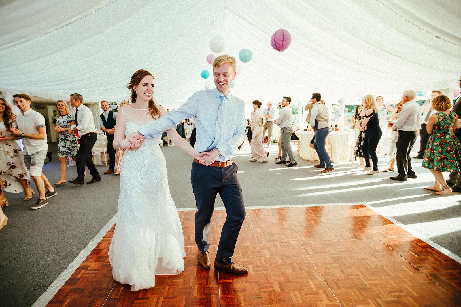 Ceilidh band for weddings
