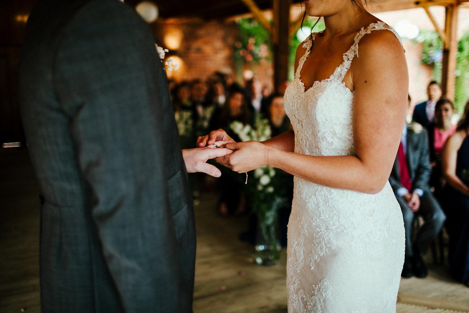 Natural Orchardleigh Walled Garden wedding photographer