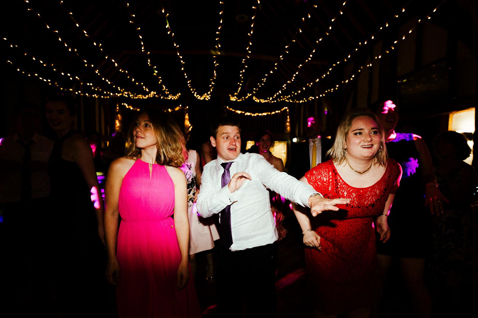 Fun Party photos at Tudor Barn in Burnham