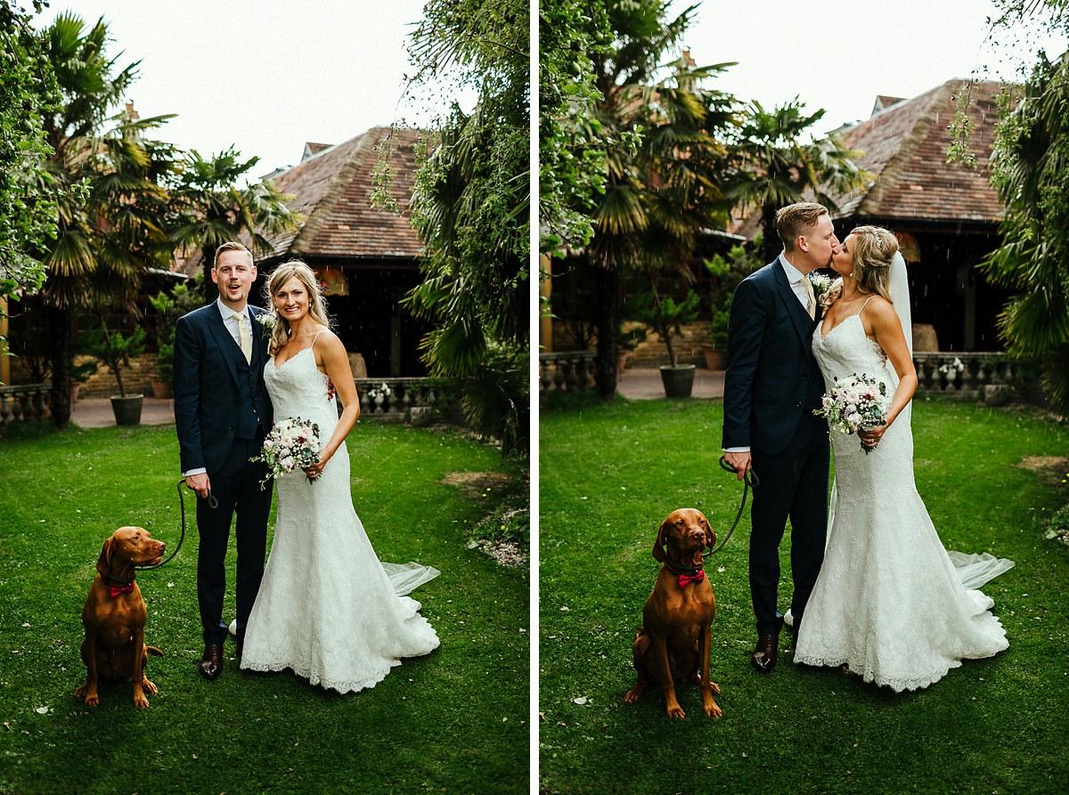 Crazy Bear Stadhampton Wedding Photographer
