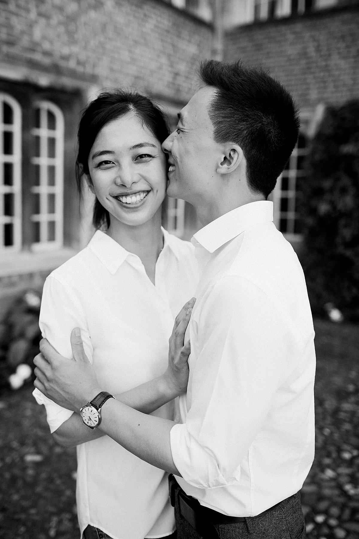 Best Cambridge couples photographer