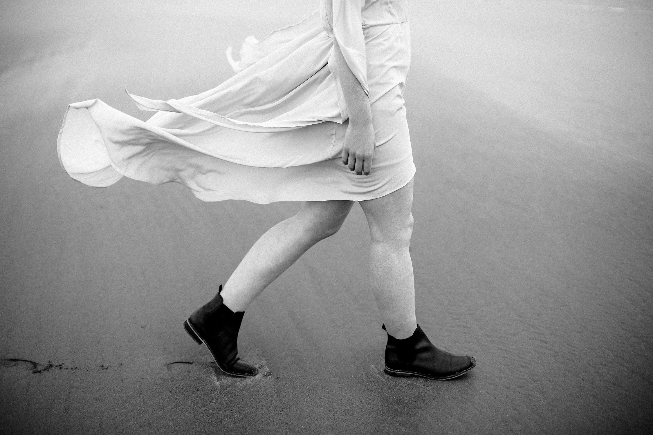 Creative female photography