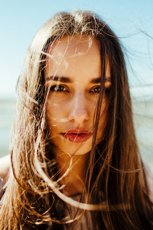 Estonia creative female portrait photographer