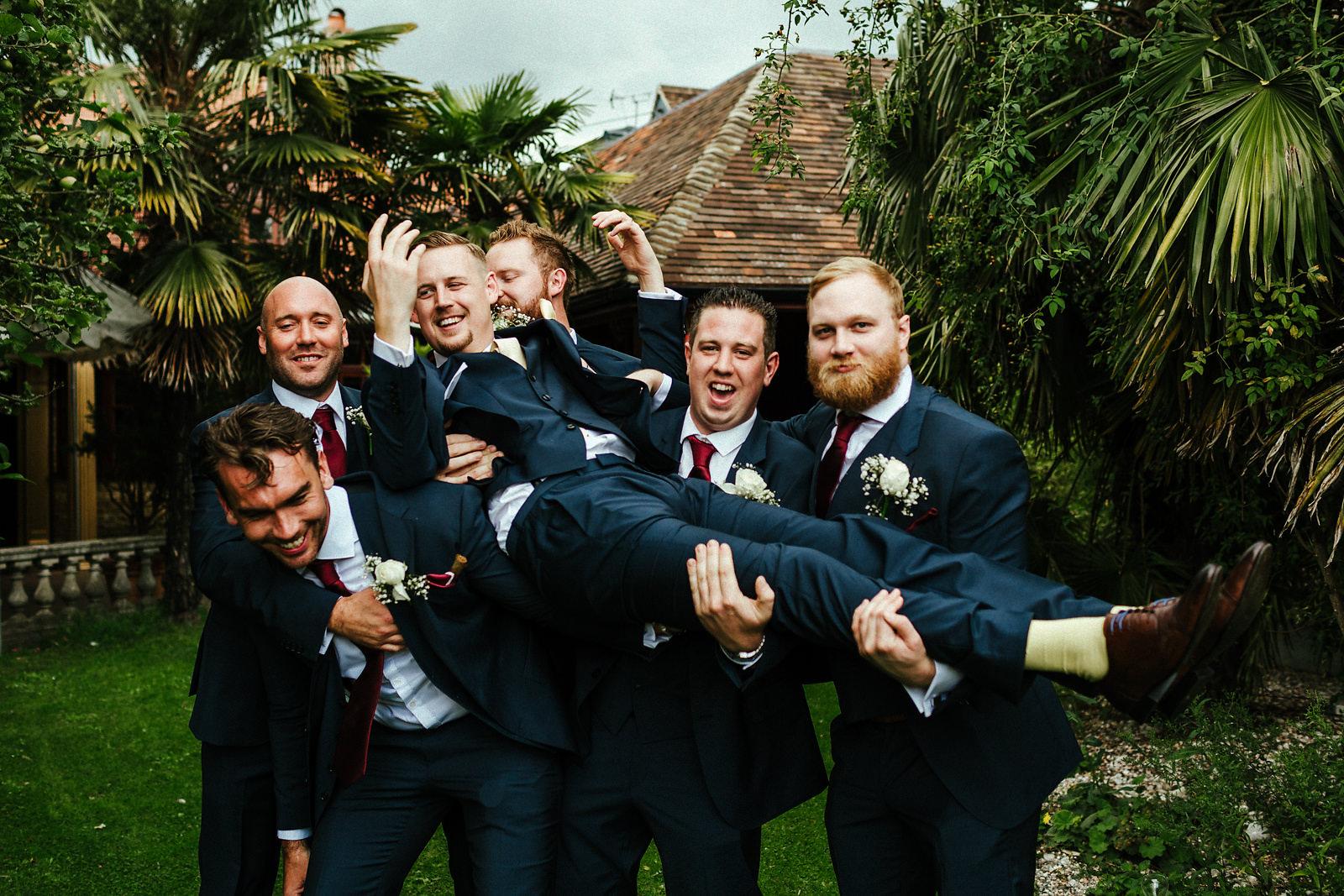 Best Crazy Bear wedding photos in Stadhampton