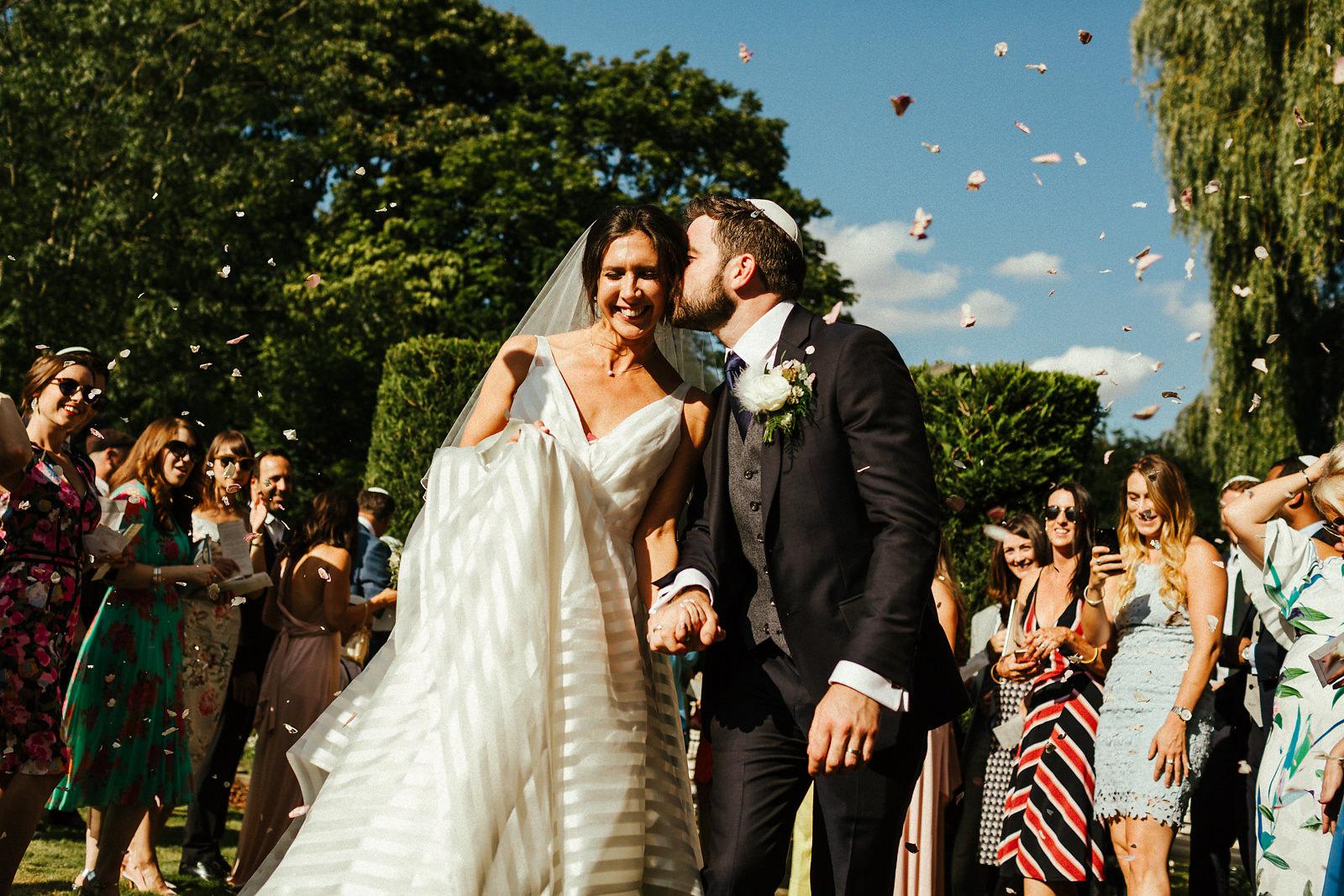 Relaxed Jewish Wedding Photography