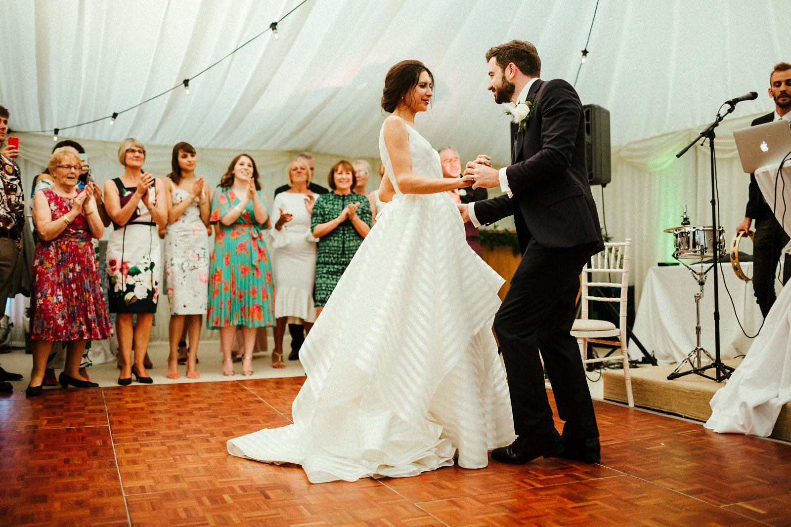 Jewsih wedding day photography