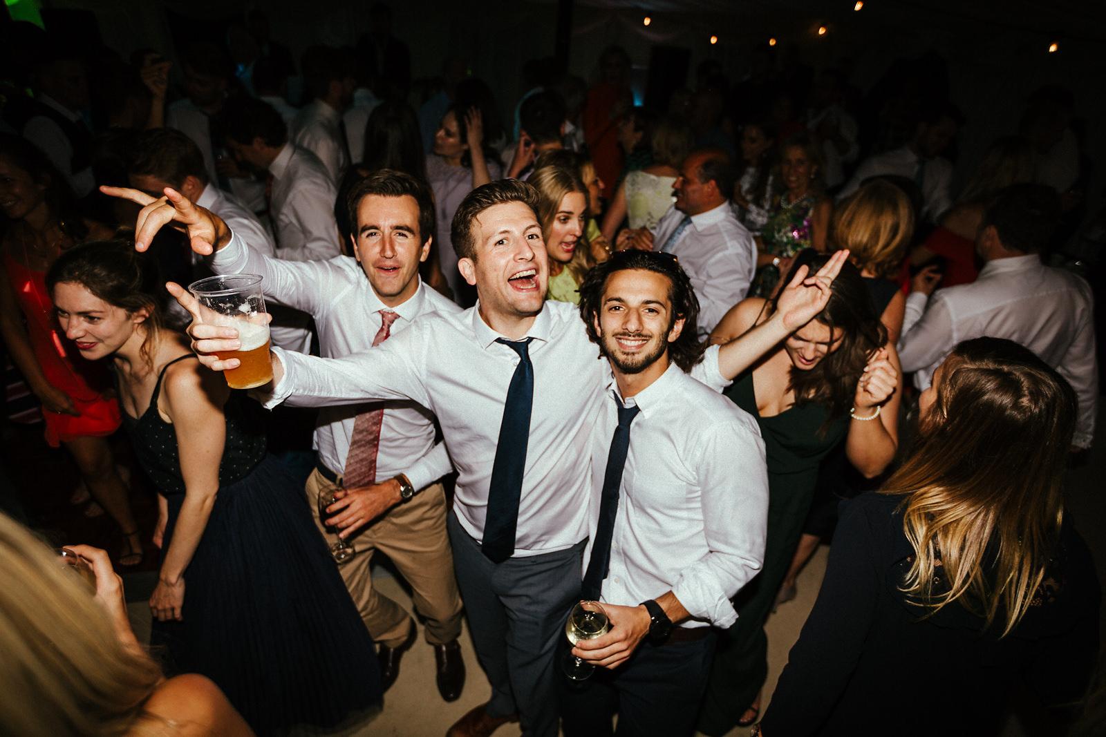 Essex wedding party