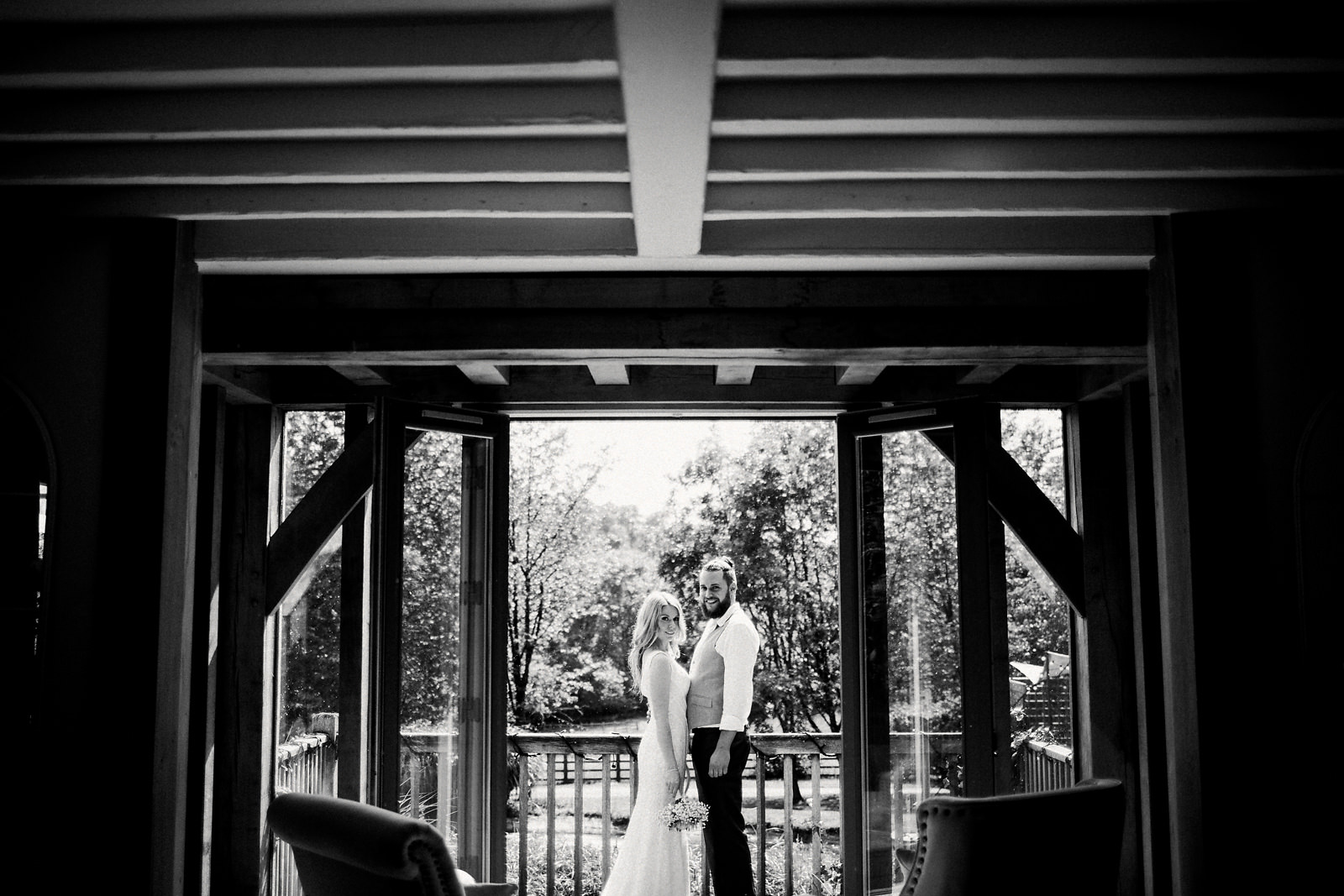 The Copse Creative wedding photography