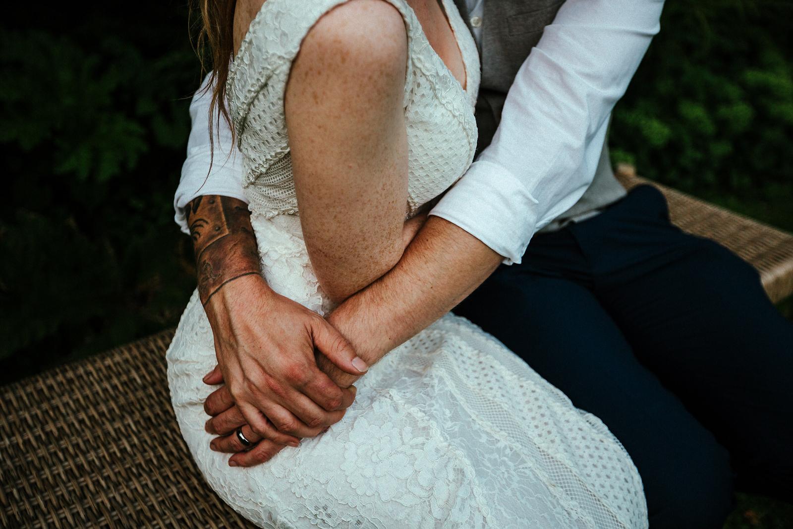 Best the Copse wedding photos