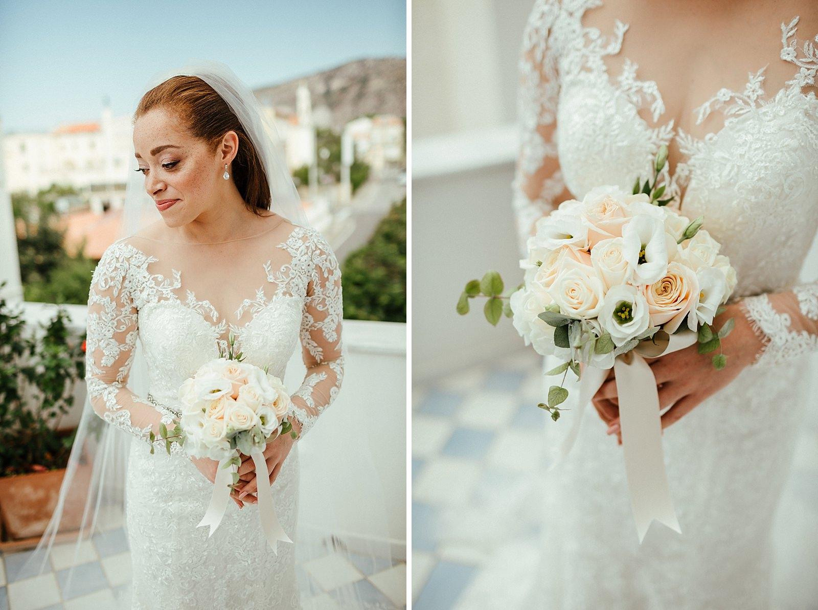 Sorrento Hotel Mediterranio bridal suite