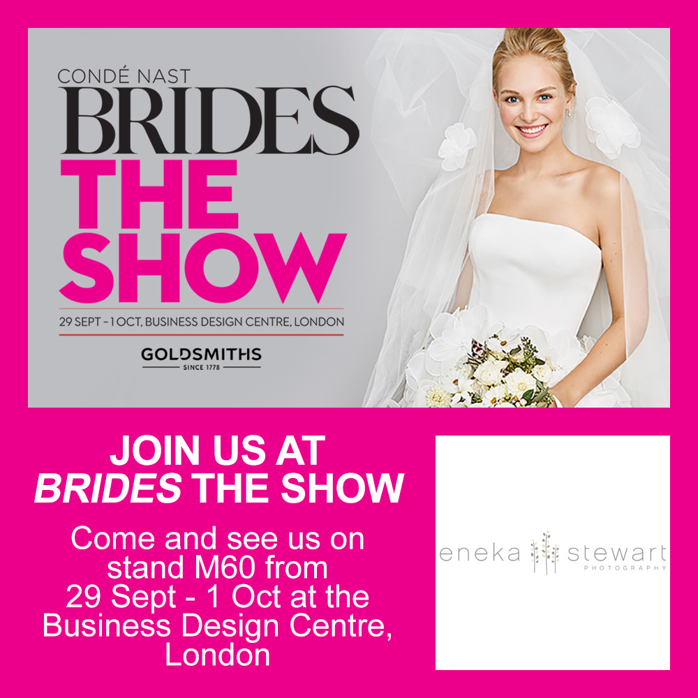 Brides the Show exhibitor