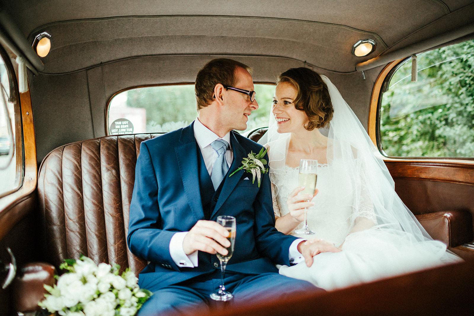Documentary style wedding photography in Buckinghamshire