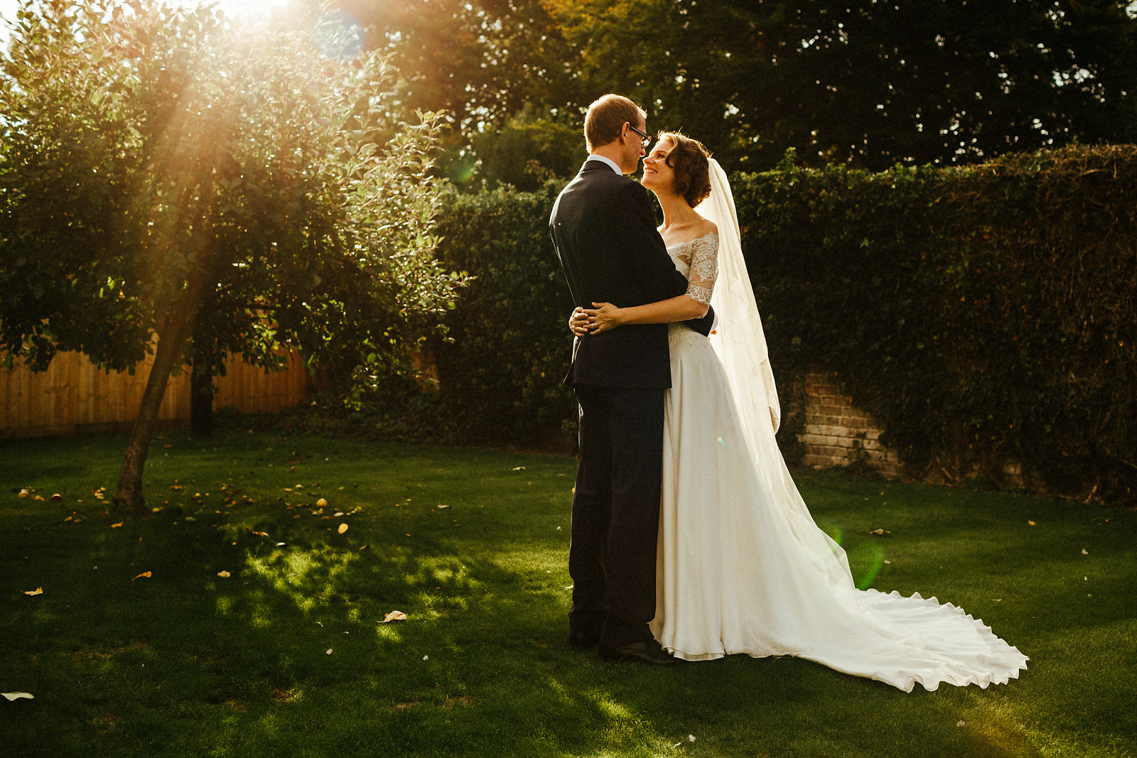 Old Amersham wedding photography