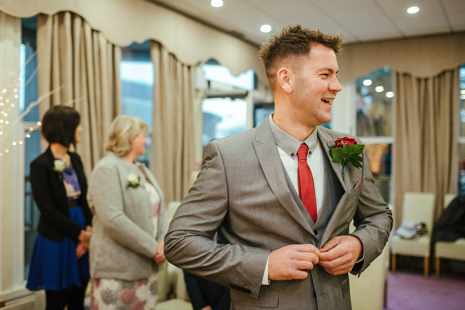 Aylesbury Registry Office wedding