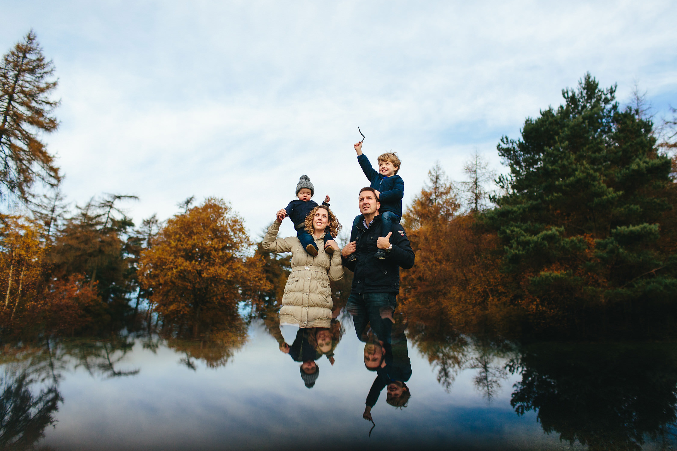 Buckinghamshire Natural Family Portrait Photography