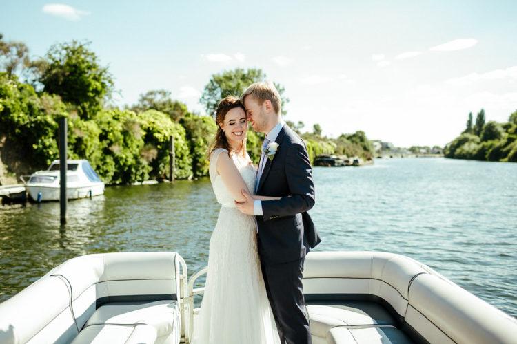 Ravens Ait wedding photographer
