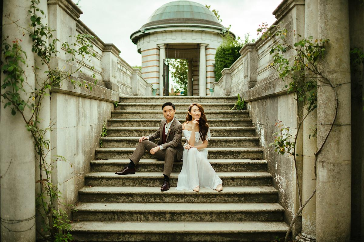 Best London Pre-wedding Locations