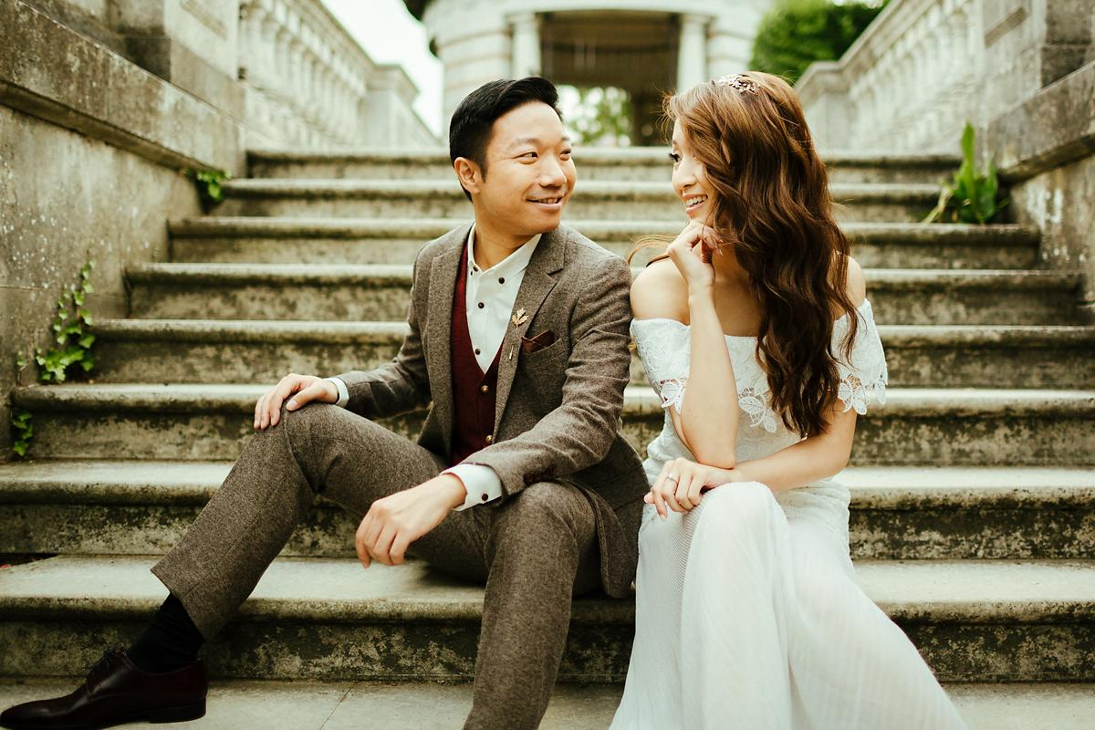 Hampstead-Heath-Hill-Garden-Pergola-Pre-Wedding-Photography-38