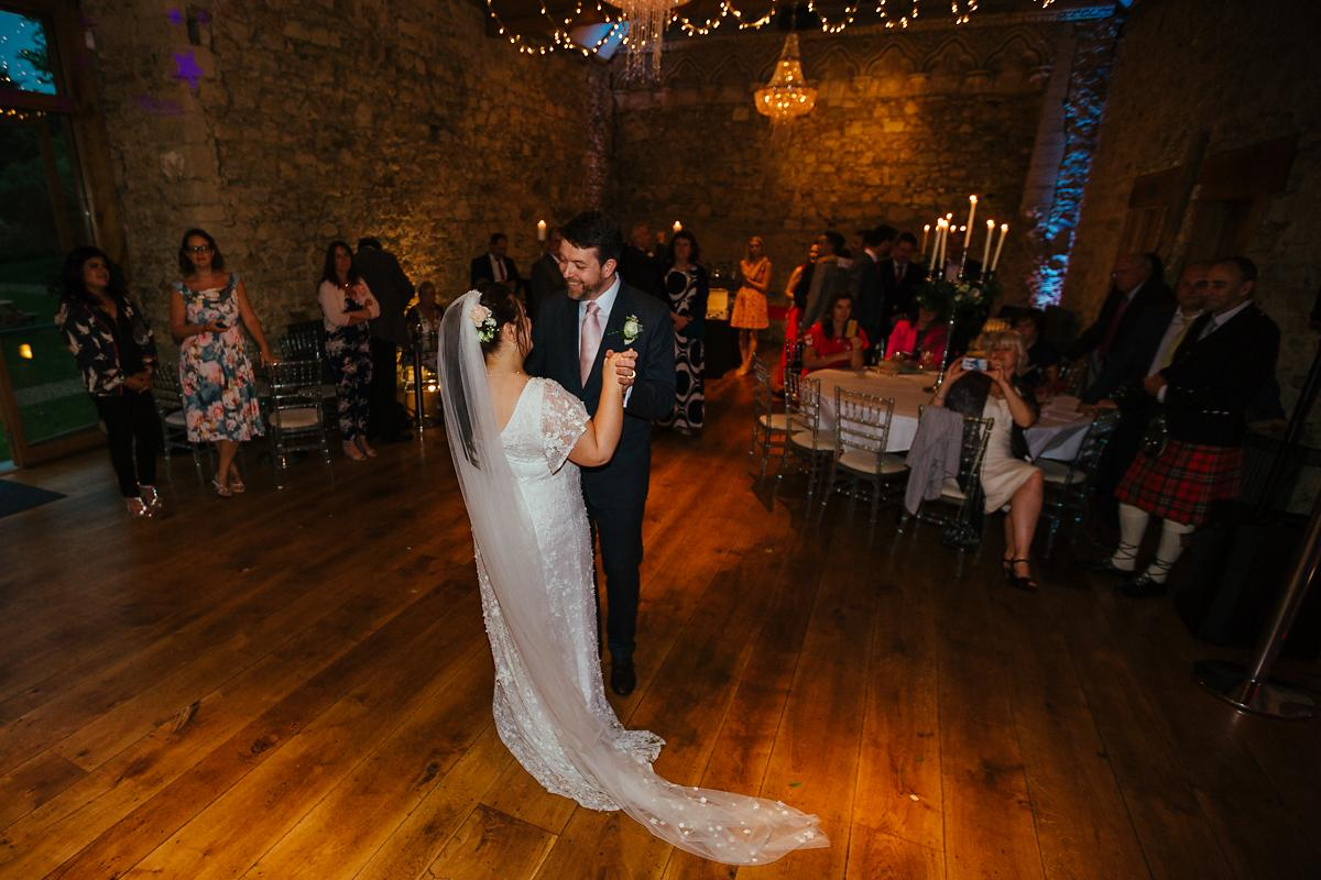 Notley Abbey First dance