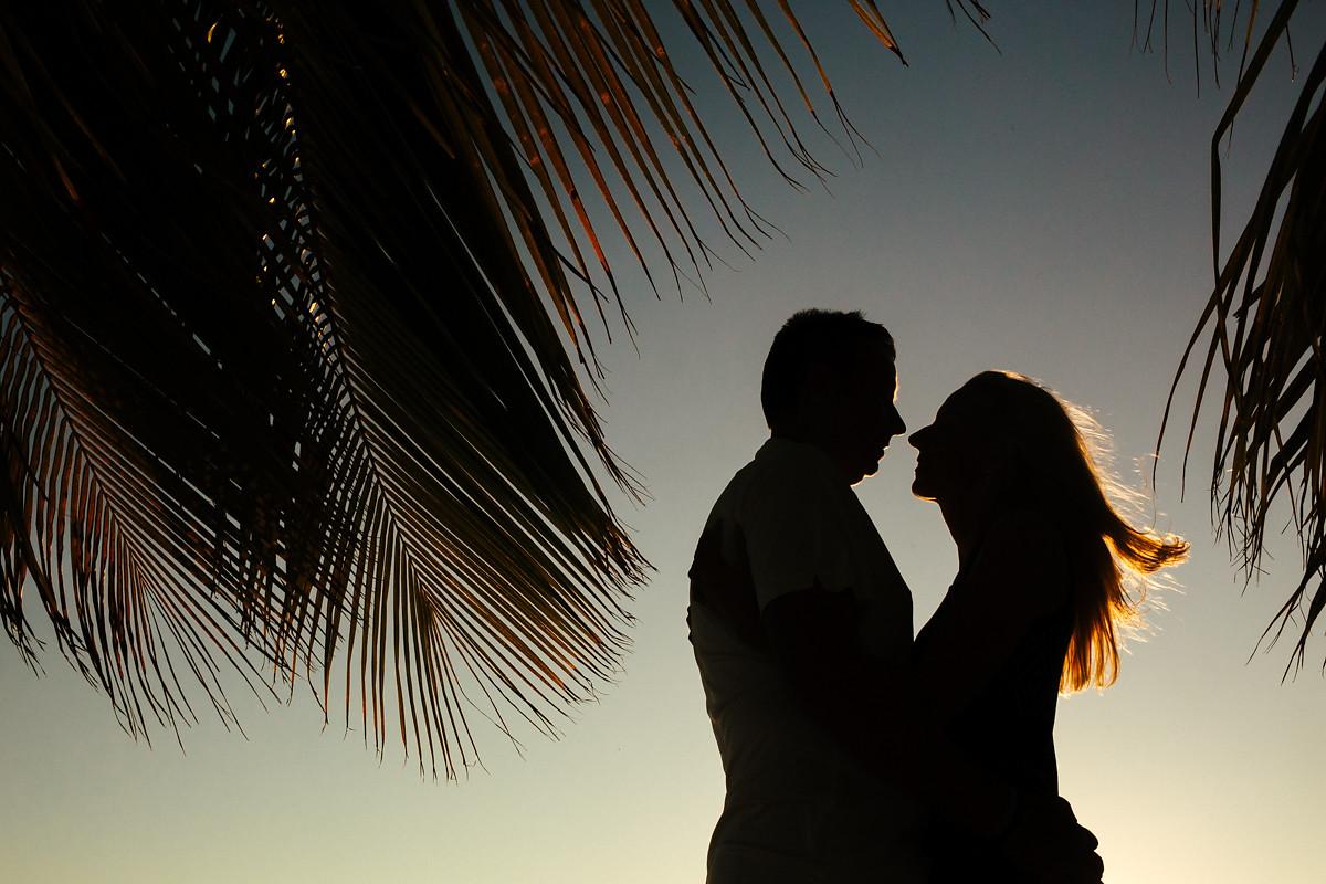 Sandy Island photoshoot in the Caribbean