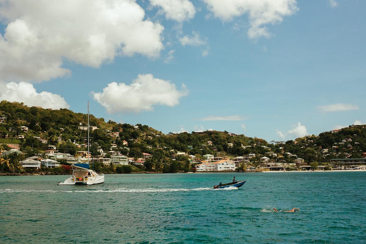 Sailing Grenada Caribbean