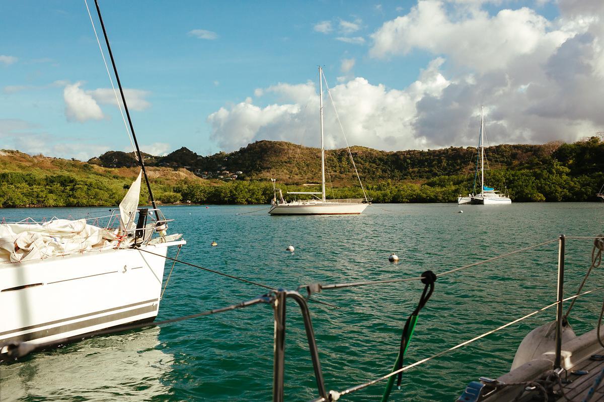 St Georges Secret Harbour Marina