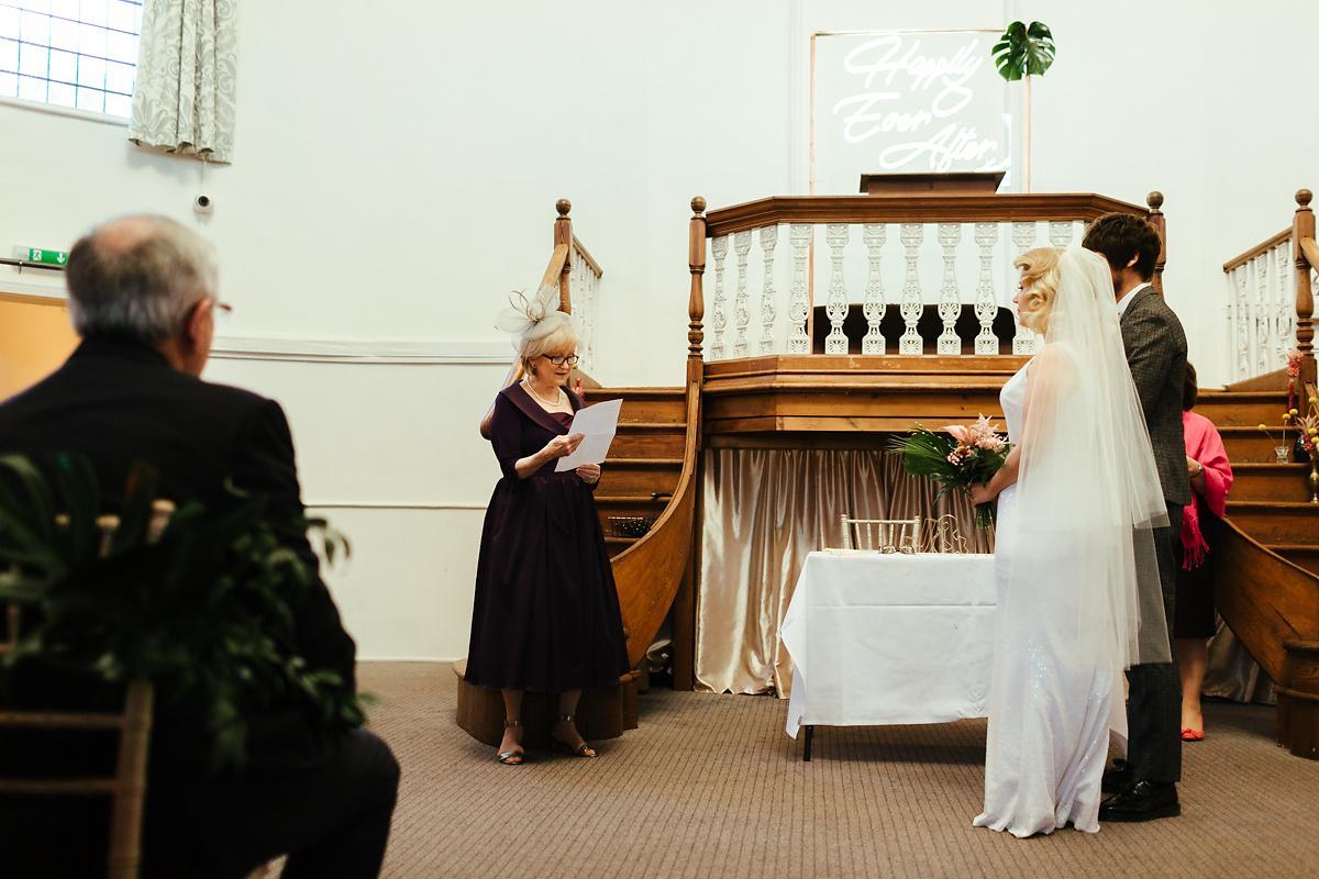 Kings Chapel wedding photographer