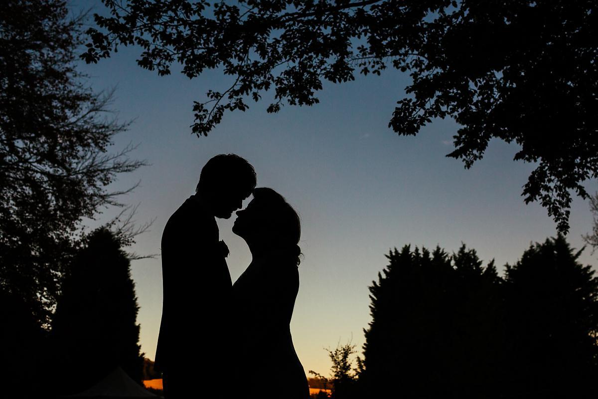 Creative Kings Chapel wedding portrait photographer