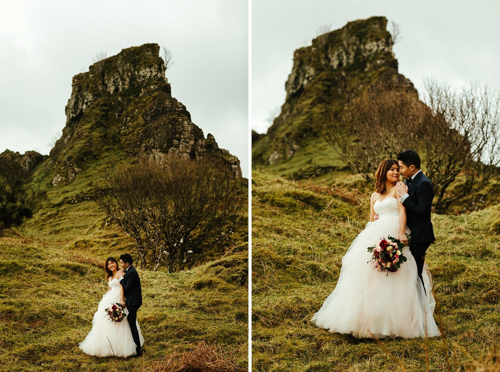Fairy Glen pre wedding photography